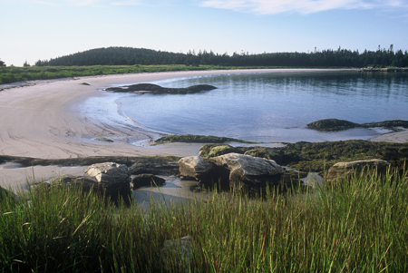 Shelter Cove Beach by Oliver Maass, Nova Scotia Nature Trust