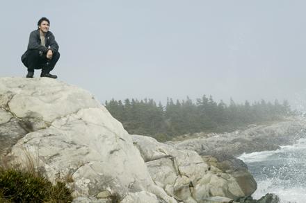 Shelter Cove - Justin Trudeau, by Jeff Amos, Nova Scotia Nature Trust