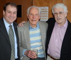 Raymond Plourde, Rudy & Silver Donald Cameron.