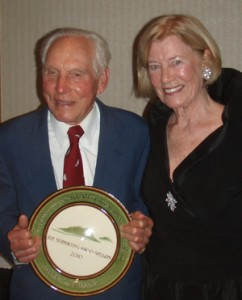 Friends of Nature Conservation Society, founder Rudy Haase