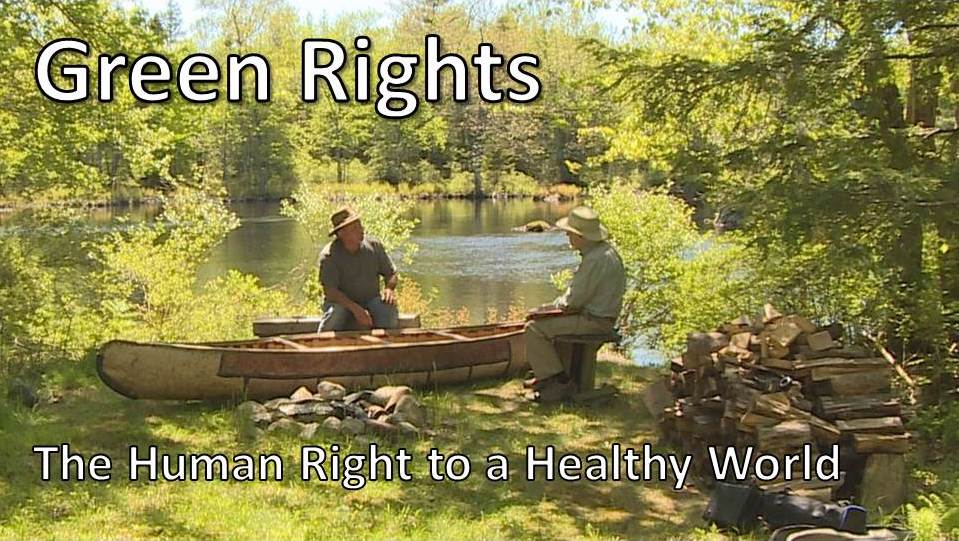 """GREEN RIGHTS"" FILM TO SCREEN IN MAHONE BAY"