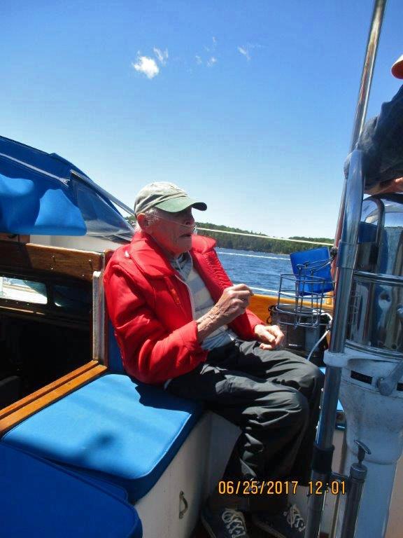 2017 06 25 Sailing w Rudy